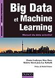 Big Data et machine learning : Manuel du data scientist (Management des systèmes d'information)