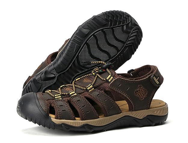 Insun Herren Sandal Trekkinghalbschuhe Wanderhalbschuhe: Amazon.de: Schuhe  & Handtaschen