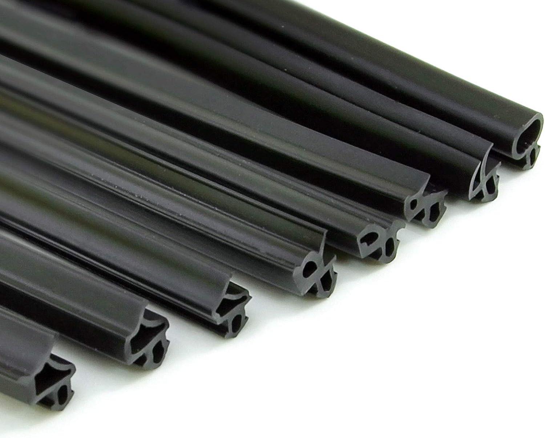 Fenêtre D/'étanchéité EPDM Fenêtre Joint aluplas Noir s-1172