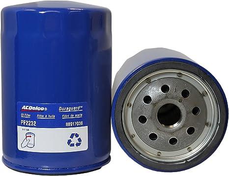 Amazon.com: ACDelco PF2232 filtro de aceite profesional para ...