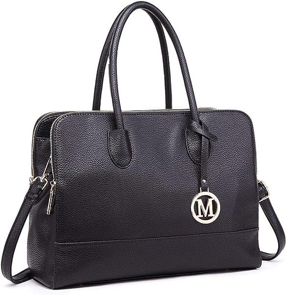 2434df9dbb33 Amazon.com  Women Handbags Shoulder Bags Ladies Fashion Crossbody Messenger  Bag Top-handle Tote Synthetic Briefcase  Shoes