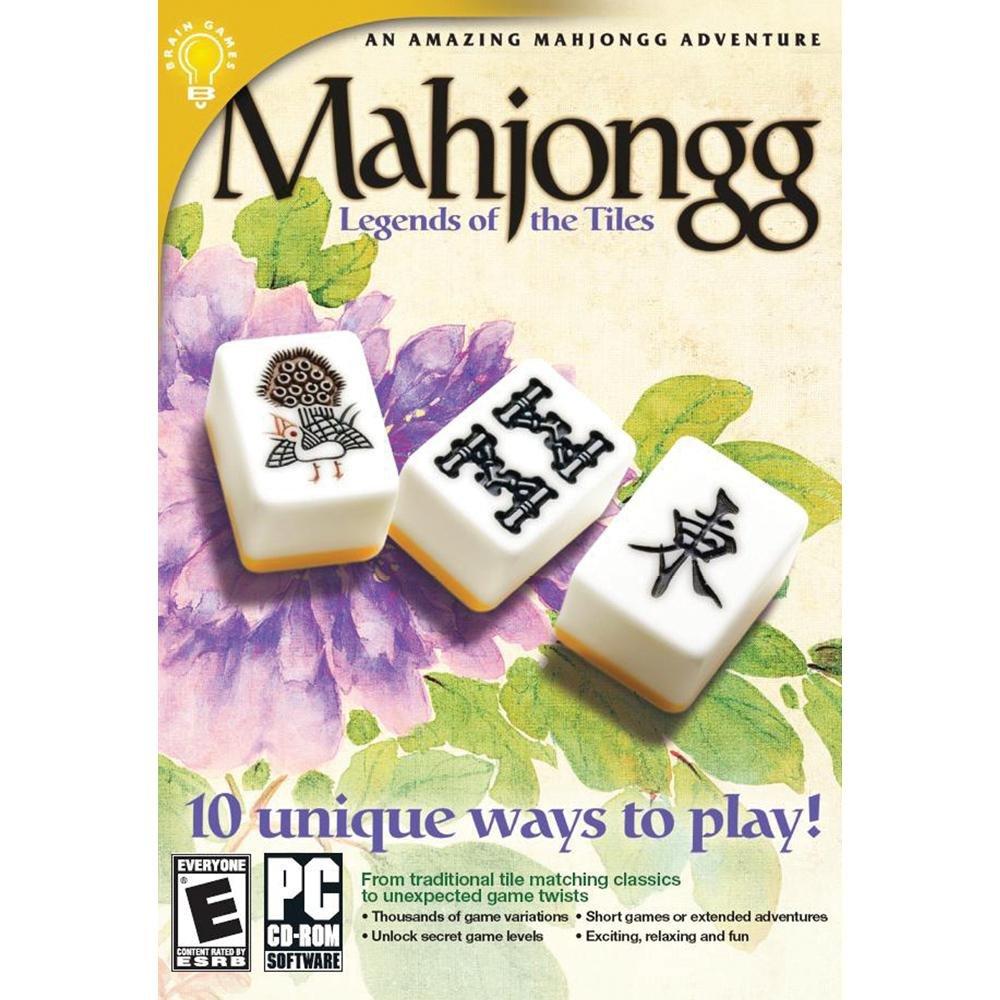 Mahjongg: Legends of the Tiles (輸入版) B003WT1UQE Parent