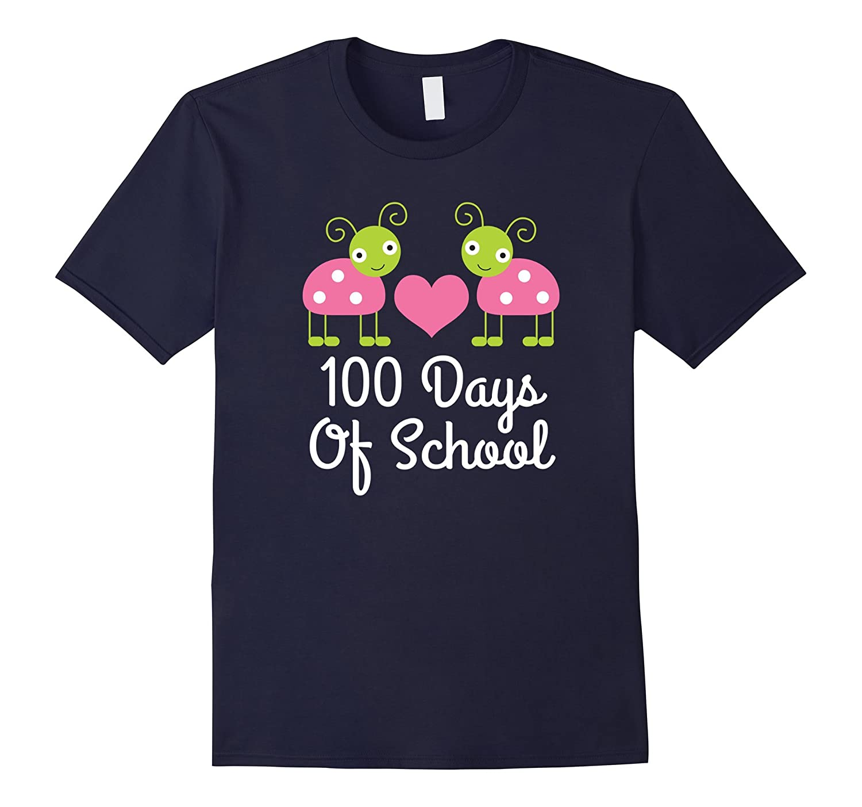 100 Days Of School T-shirt Celebration Party Tee-Art