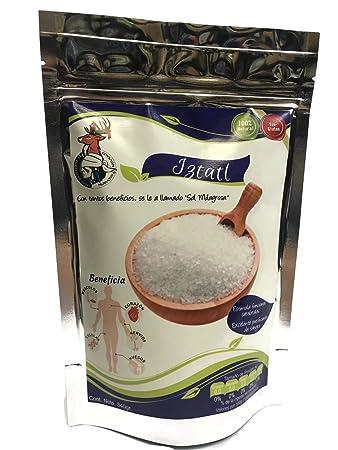 El Curandero Yaqui - Iztatl con Cloruro de Magnesio - Bolsa 340gr - Productos Naturales