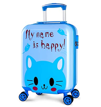 da00f24c218e Lttxin kids' Suitcase 16 inch Polycarbonate Carry On Luggage, Lovely ...