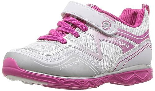 Pediped Force - Zapatillas de Running Niñas: Amazon.es: Zapatos y complementos