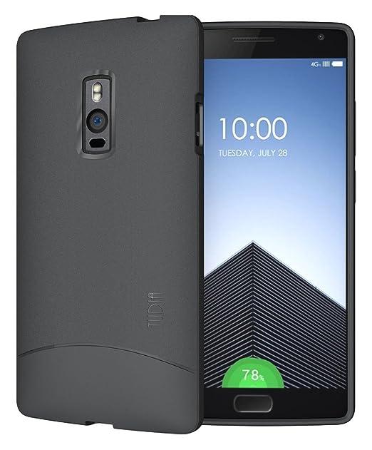 2 opinioni per OnePlus 2Custodia Ultra Slim–Tudia full-matte Arch Bumper in TPU custodia