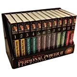 Anthony Robbins Personal Power II: The Driving Force, 12 Albums (Complete Program on 24 Audio Cassettes)