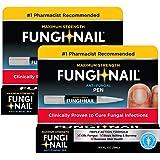 Fungi Nail, Pen applicator Anti-fungal Solution 0.10 Fl Oz (Pack of 2)