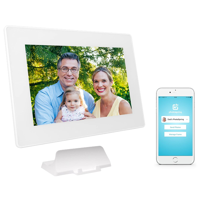 Review: CHEWTSAN 10.1 Inch HD Digital Photo Frame 1080P 30FPS ...