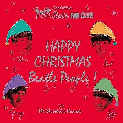 "The Beatles - The Christmas Records [7"" Box Set] - Amazon.com Music"