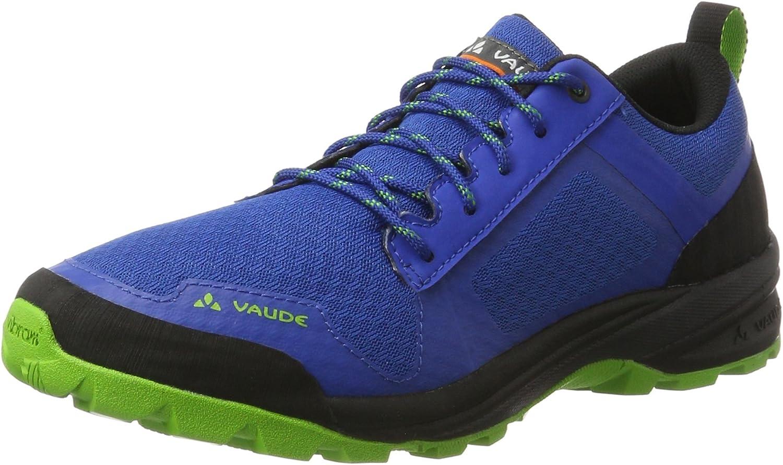 Vaude Mens Tvl Active, Zapatos de Senderismo Hombre, Azul (North Sea), 42 EU: Amazon.es: Zapatos y complementos
