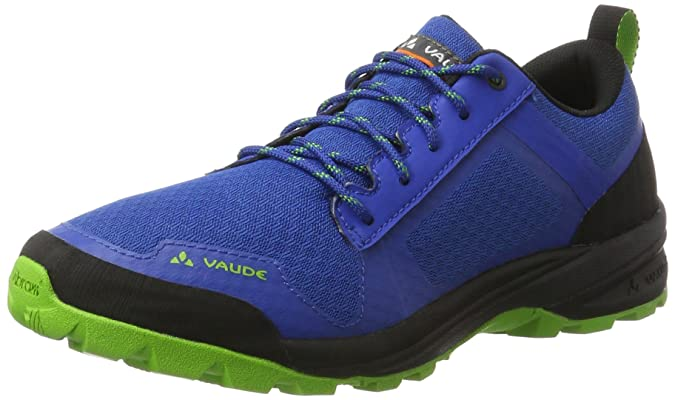 VAUDE Men's Tvl Active STX, Chaussures de Randonnée Basses Homme, Bleu (North Sea), 45 EU