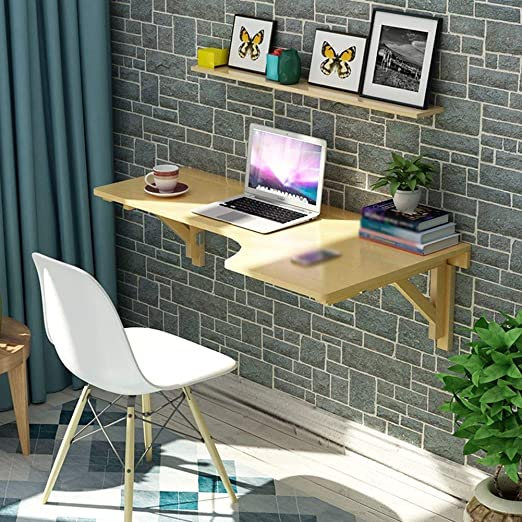 Mesa plegable Hoja de esquina Tipo L Escritorio para computadora ...