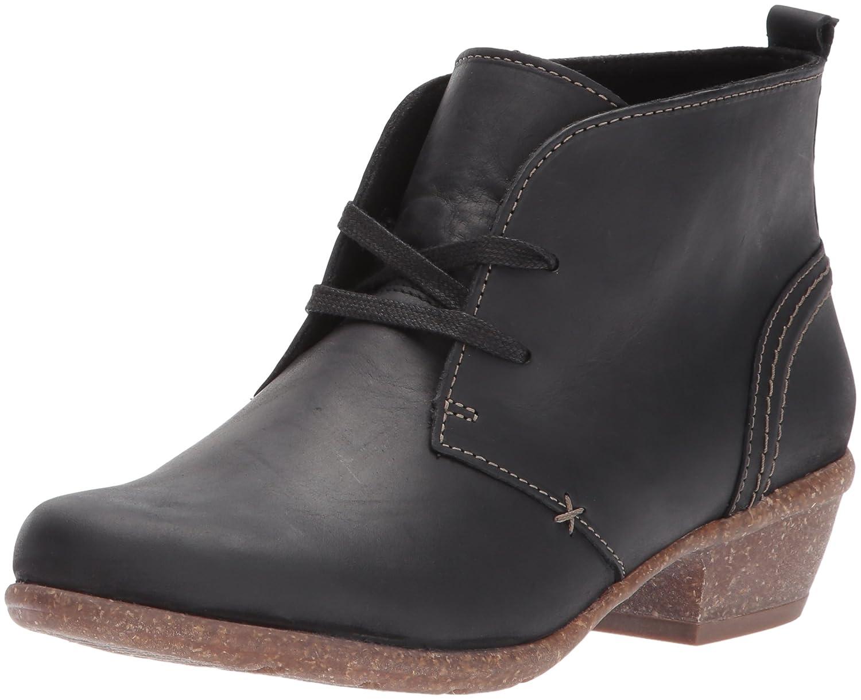 CLARKS Women's Wilrose Sage Ankle Bootie B01MRWT9RV 8 B(M) US|Black