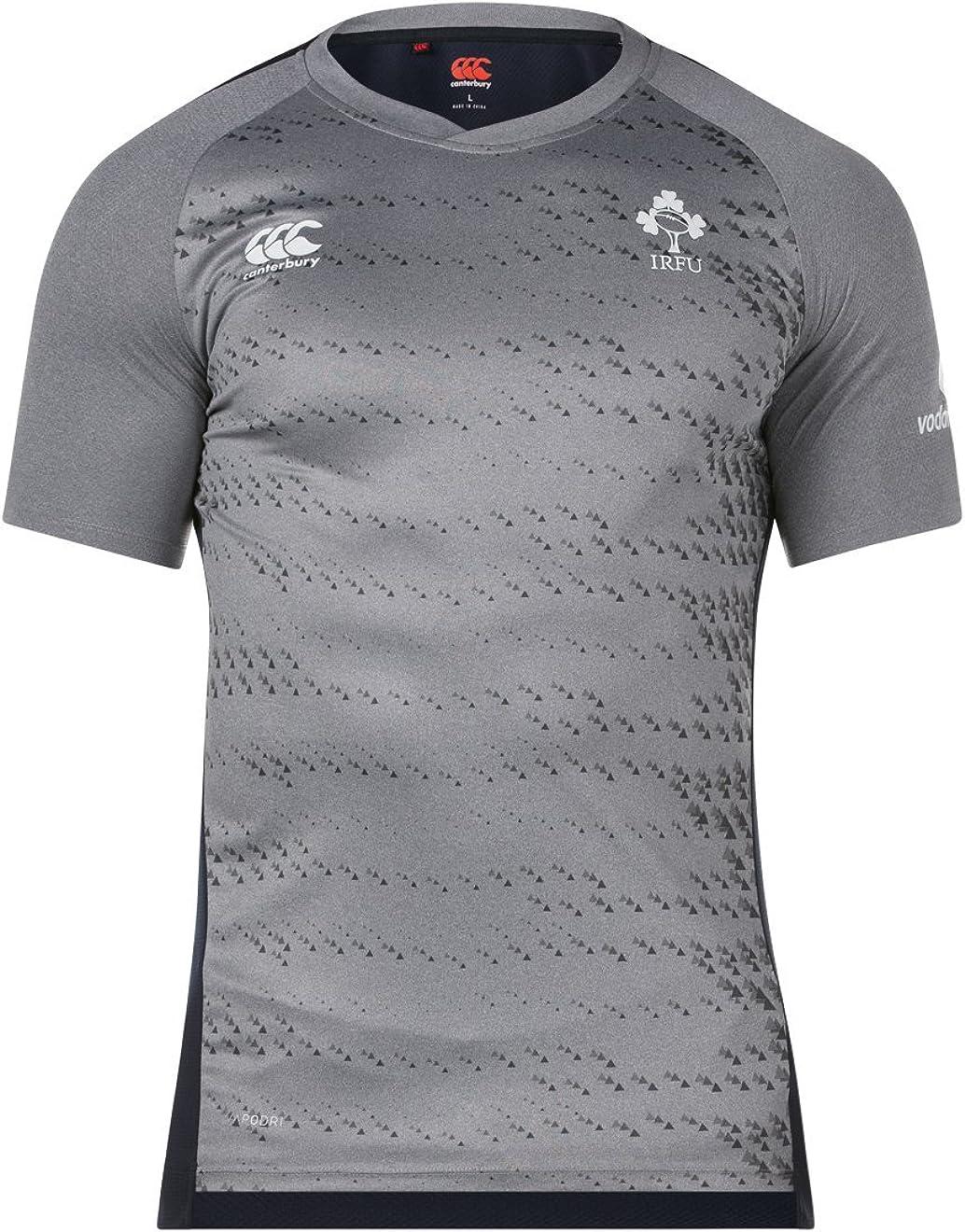Canterbury Official Ireland 18/19 Vapodri Light - Camiseta Hombre: Amazon.es: Ropa y accesorios