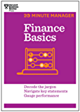 Finance Basics (HBR 20-Minute Manager Series) (20 Minute Manager)