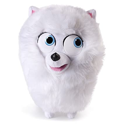 "Best Seller The Secret Life of Pets - Gidget 12"" Talking Plush Buddy"