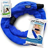 RespLabs CPAP Hose Cover, Tube Wrap. Reusable Fleece Tubing Insulator with Zipper, 6 Foot