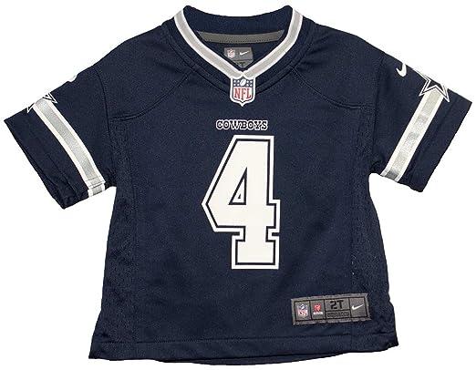 new style 0b5de bffbe Amazon.com : Dak Prescott Dallas Cowboys Preschool Nike Game ...