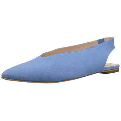 Loeffler Randall Women's Eve (Kid Suede) Loafer Flat: Shoes