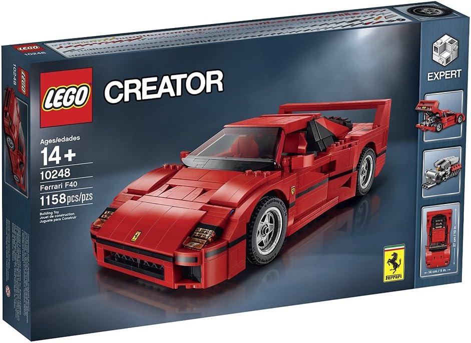 LEGO 10248 Creator Expert Ferrari F40 Kit (1158 Piece)