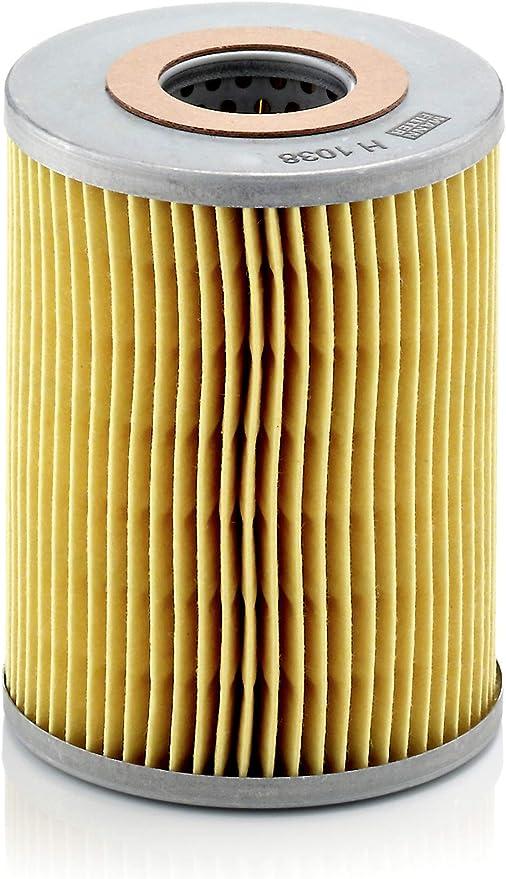 Original Mann Filter Ölfilter H 1038 Für Pkw Auto