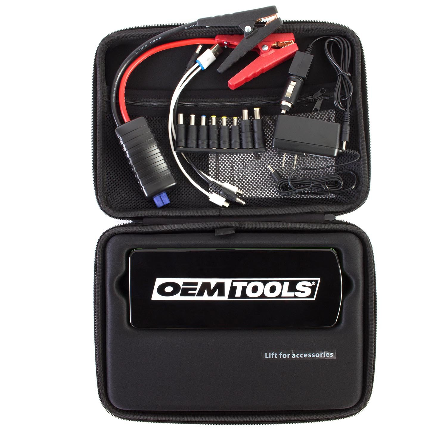 OEMTOOLS 24455 PPS-X Personal Power Source with Smart Jump Cables by OEMTOOLS (Image #5)