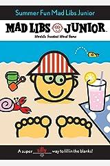 Summer Fun Mad Libs Junior Paperback