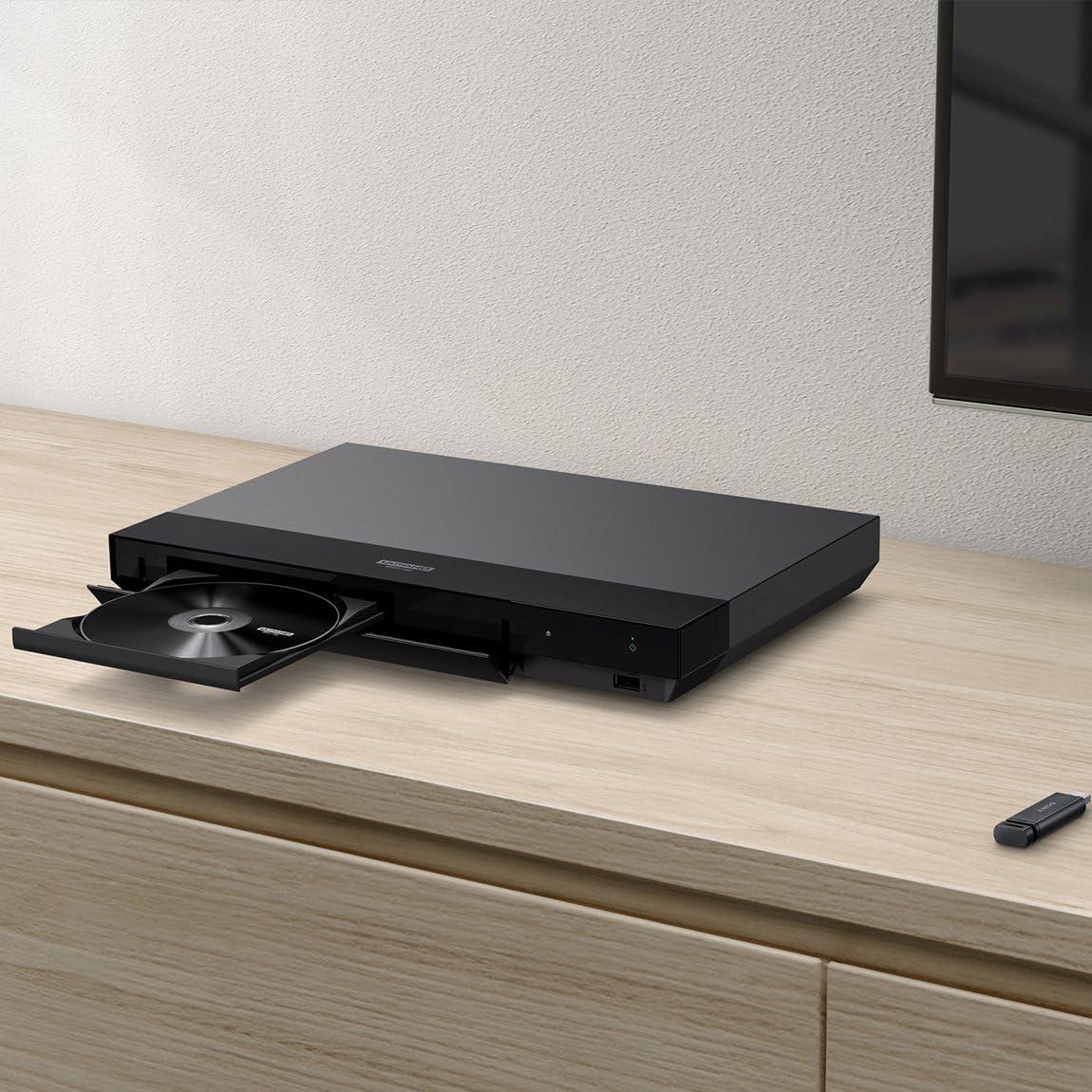 ソニー ブルーレイプレーヤー/DVDプレーヤー UBP-X700 Ultra HDブルーレイ対応 4Kアップコンバート UBP-X700