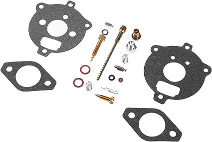 Mtsooning Kit de r/éparation de carburateur pour Briggs Stratton 394693/291763/295938/195432/195435/195436
