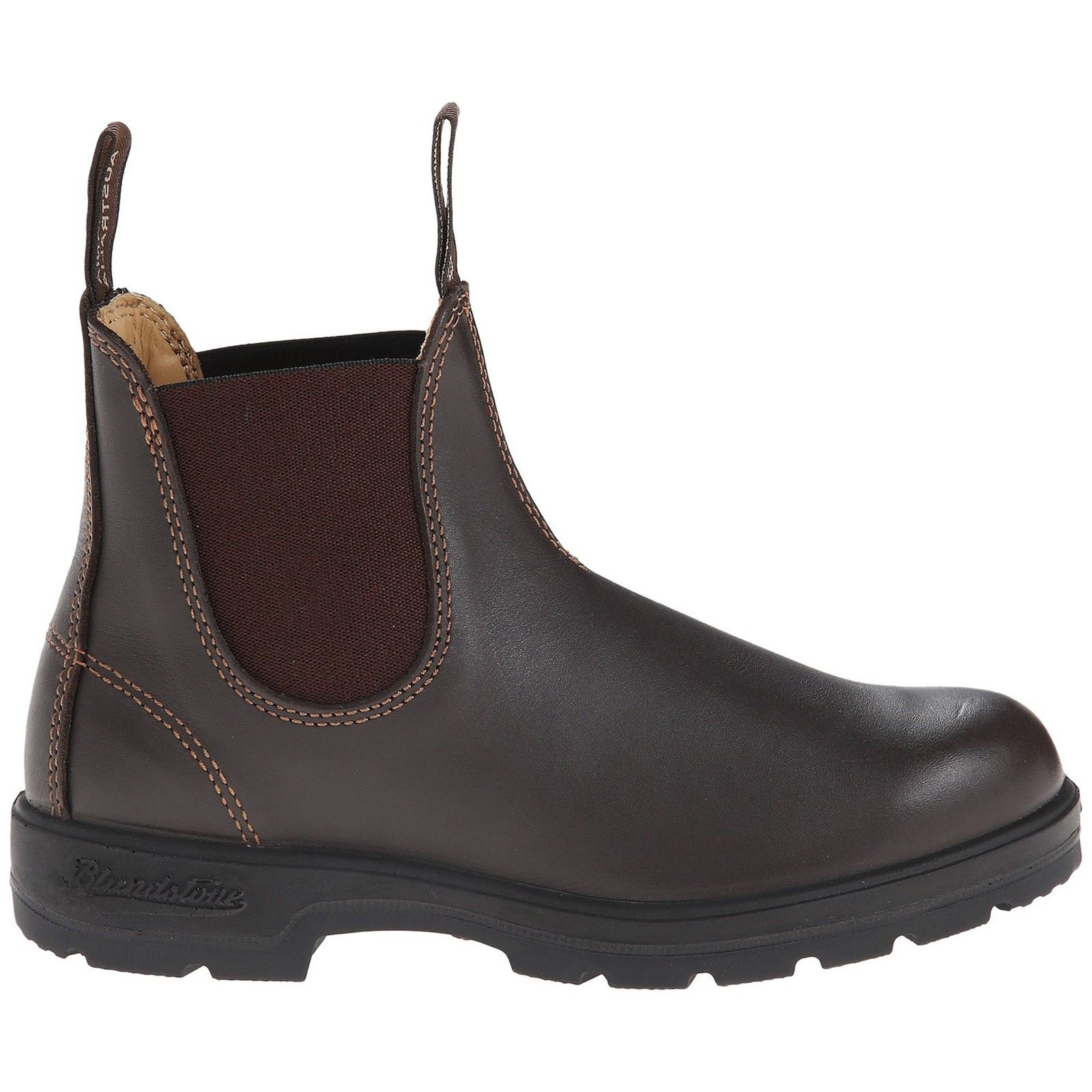 Blundstone Womens 550 Walnut Brown Leather Boots 9 US