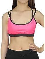 Impact Womens Dry-Wik Performance Fitness Yoga / Running Sports Bra