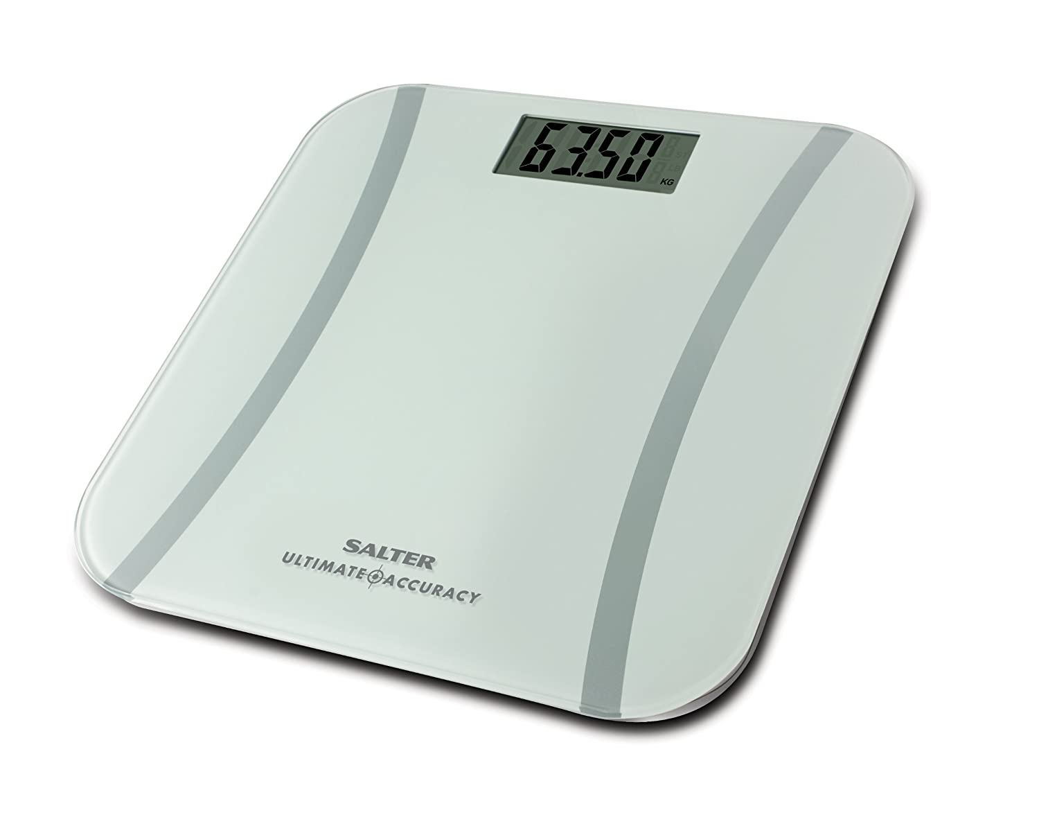 Bathroom scales boots - Salter Ultimate Accuracy Electronic Digital Bathroom Scales Measure 50g Increments Accurate Readings Curve Design Easy To Read Display Weigh Metric