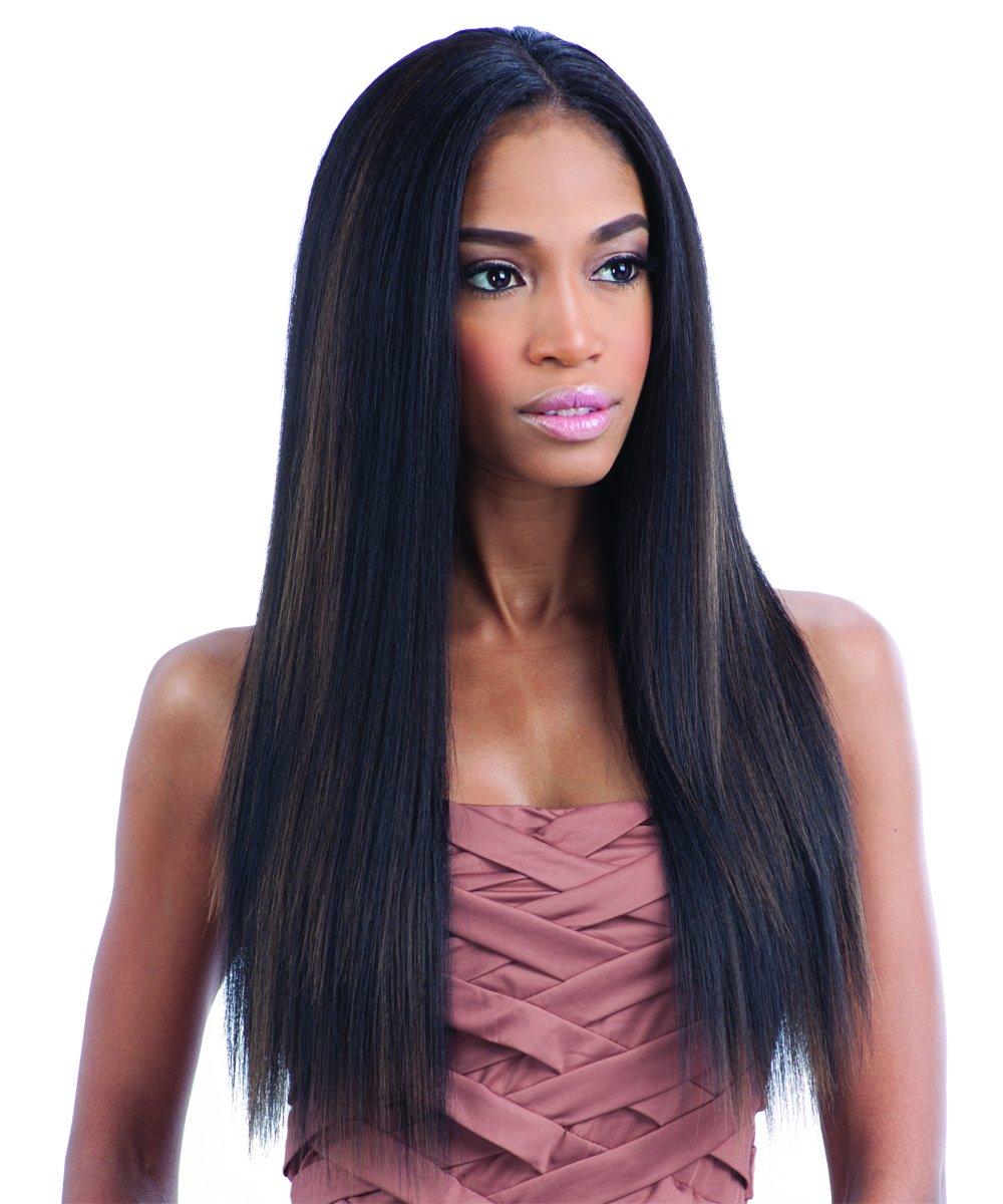 Amazon Que Malaysian Ironed Texture 7pcs 222426 Human Hair