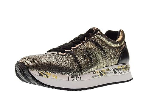PREMIATA Scarpe Donna Sneakers Basse Conny 2973 Taglia 41