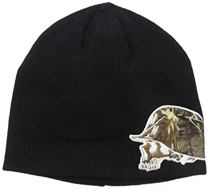 f9824901a13 Metal Mulisha Men s Invader Beanie  Amazon.in  Clothing   Accessories