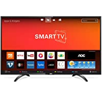 "Smart TV, LED, 32"", AOC, LE32S5970S, HD, Preto"