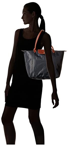 Anses Longchamp della L Borsa Pliage Big spesa Le Size X8w8qd