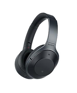 eba439b2bd9 Sony MDR-1000X Wireless Bluetooth Noise Cancelling: Amazon.co.uk ...