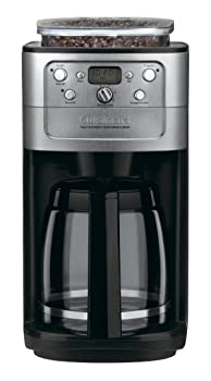 Cuisinart DGB-700BC Grind & Brew 12 Cup Coffeemaker