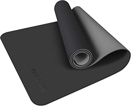 Amazon.com: Toplus - Colchoneta de yoga antideslizante con ...