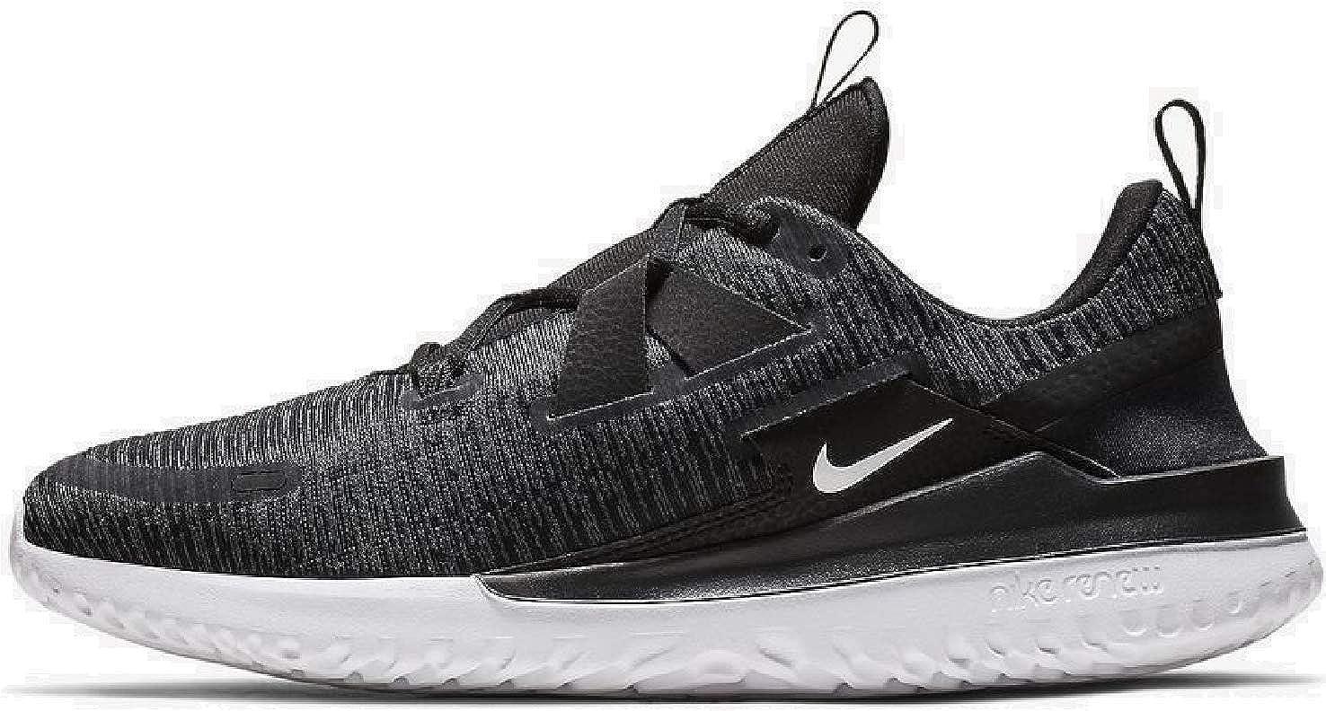 MultiCouleure (noir blanc Anthracite 001) Nike Renew Arena, Chaussures d'Athlétisme Homme 48.5 EU