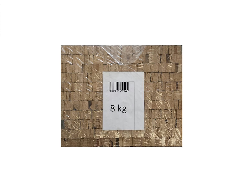 8 Kg Anfeuerholz perfekt trocken und sauber- versandkostenfrei BlackSellig