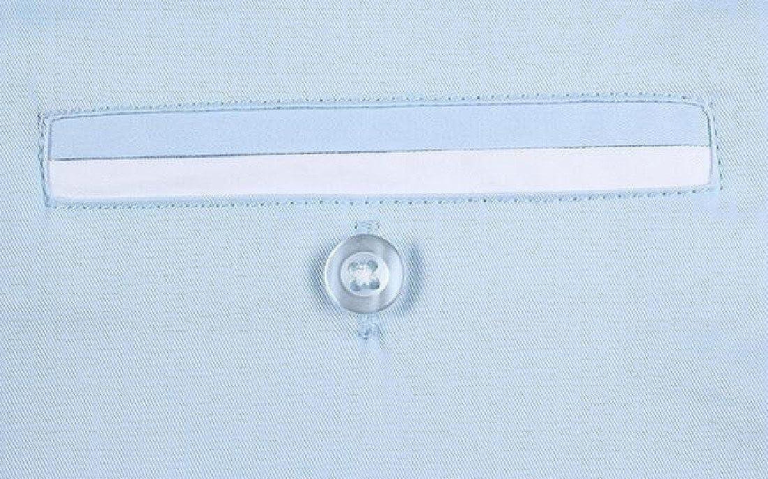 Ruhua Men Casual Slim Fit Turn-Down Collar Button Down Long-Sleeve Shirt