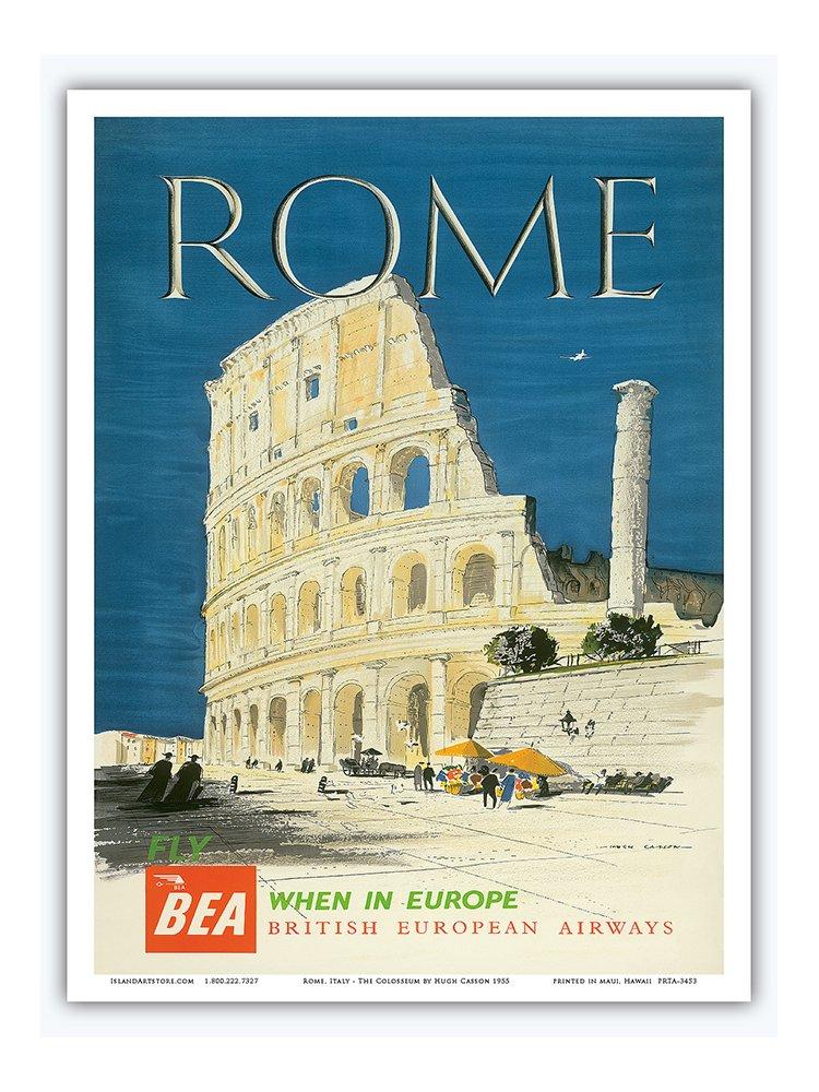 1938 Venice Italy Vintage Style Italian Travel Poster 16x24