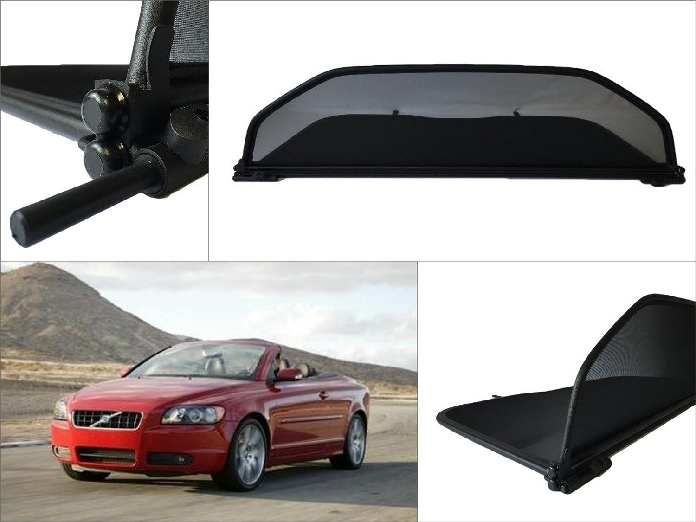 Filet Anti-Remous Coupe de vent Volvo C70 C 70 2006 - 2013 Dé flecteur de Vent K & R