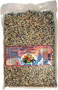 Abba 1200 Smallhook Bill 3lb jar No Sunflower Mix