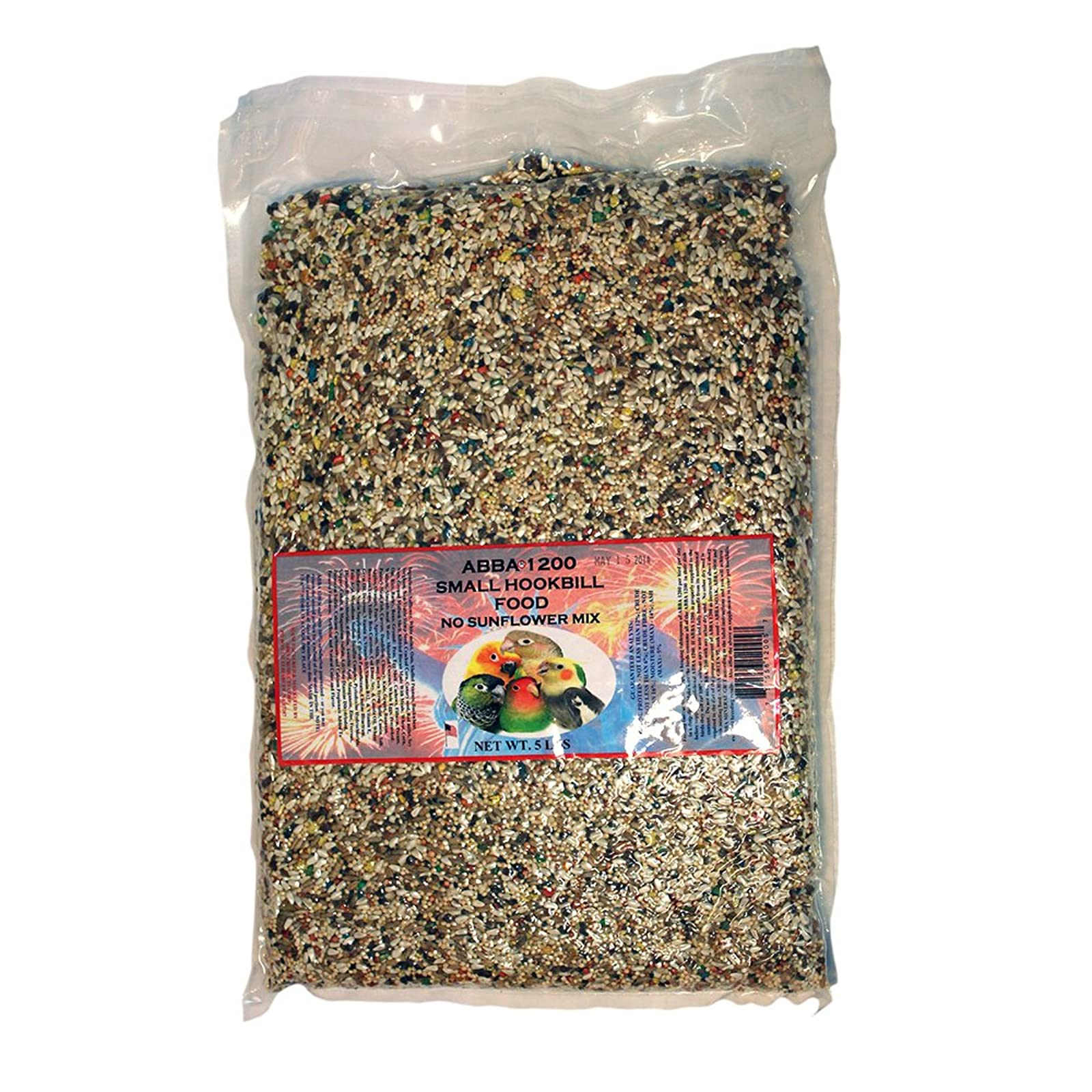 ABBA 1200 Bird Foods Small Hookbill No - 1