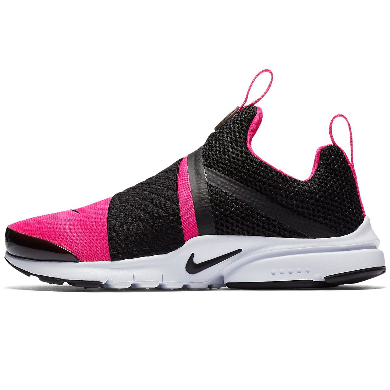 e1e0acd6f63 Galleon - Nike Presto Extreme (GS) Big Kid s Running Shoes Black Pink Prime  White 870022-004 (7 M US)